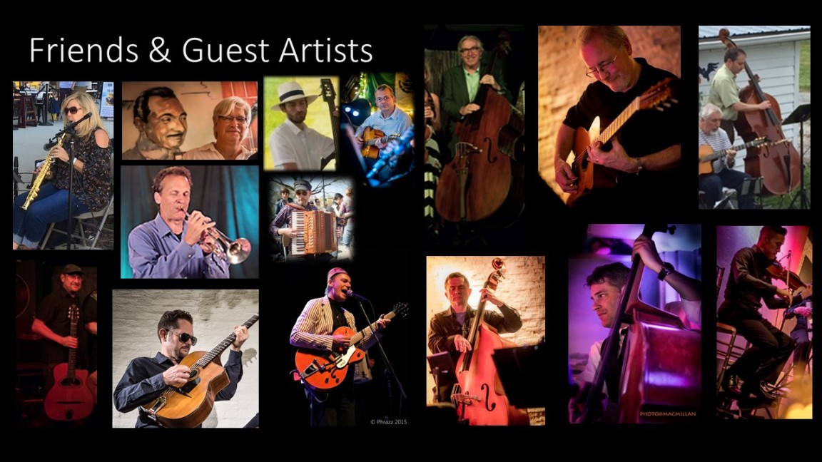 Friends & Guest Artists